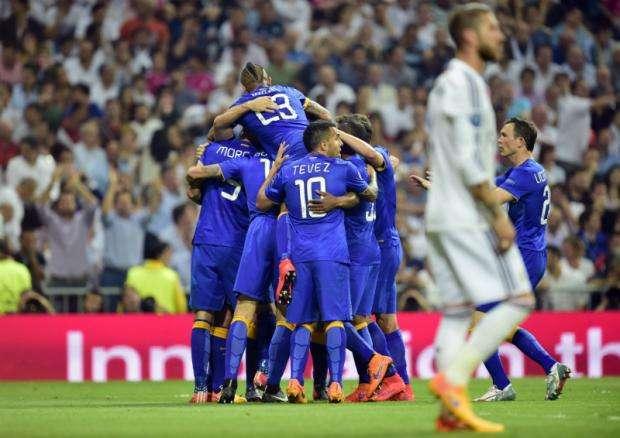 Juventus segura Real Madrid e vai à final da Liga dos Campeões