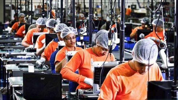 Produção industrial fecha 2014 com pior desempenho desde 2009