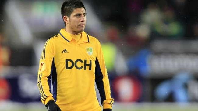 Cristaldo assina e se torna 4º argentino do Palmeiras