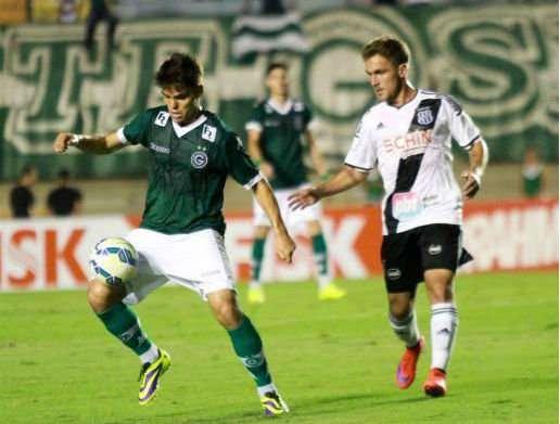 Ponte confirma reação e vence o Goiás