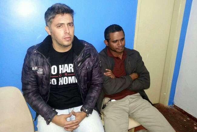 Dois guardas civis são presos por tentativa de homicídio em Aparecida de Goiânia