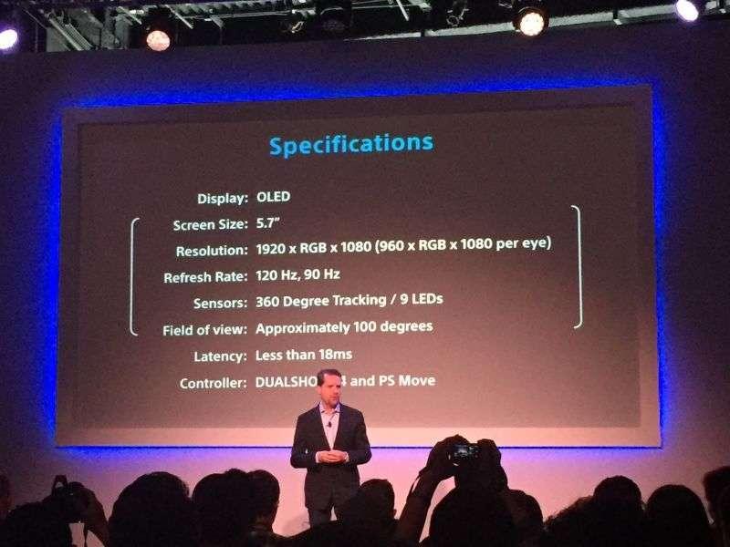 PlayStation VR será lançado em outubro
