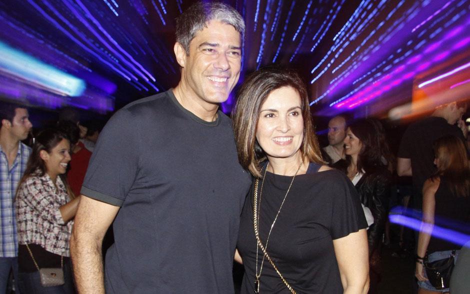 William Bonner e Fátima Bernardes anunciam fim do casamento de 26 anos
