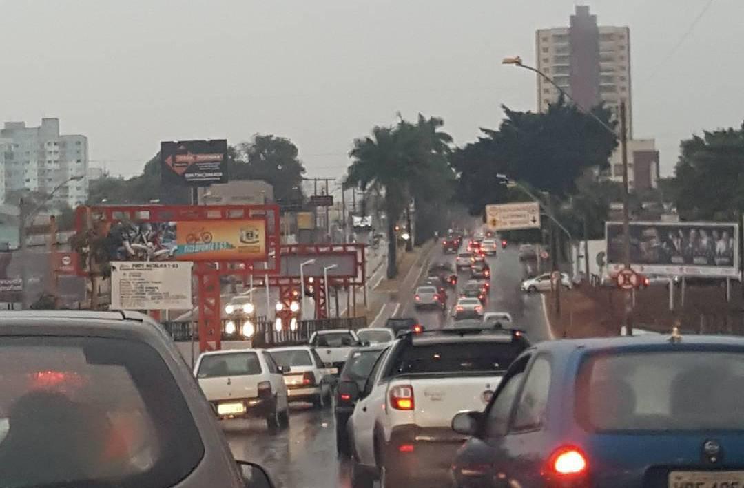 Chuvas não devem durar muito tempo em Goiás