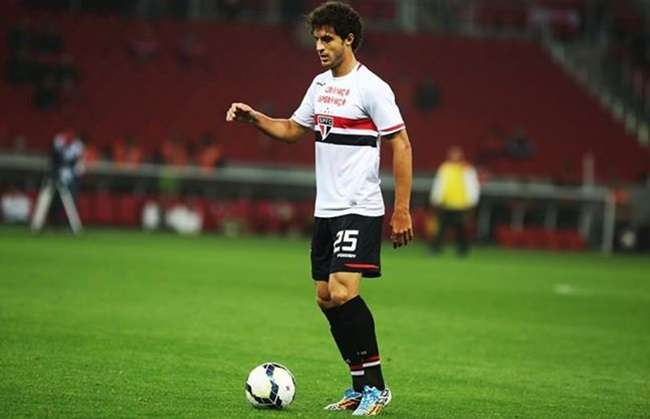 Hudson renova e fica no São Paulo mais três temporadas