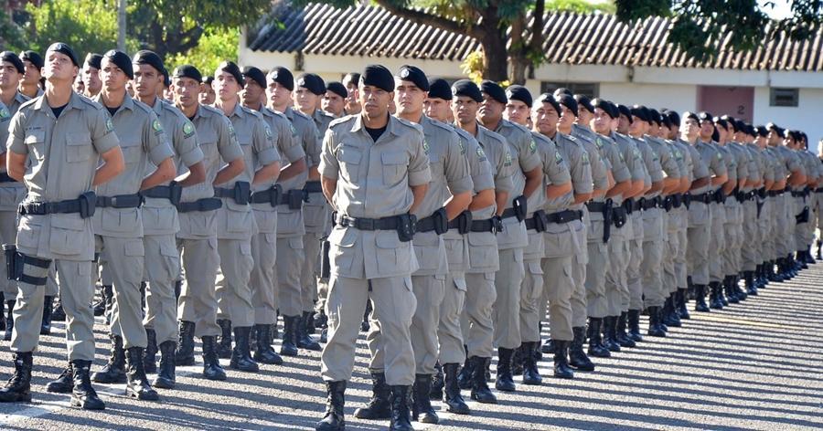 Governo divulga edital para concursos da Polícia Militar