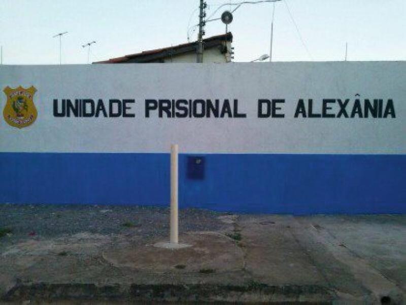 Dez detentos fogem da Unidade Prisional de Alexânia