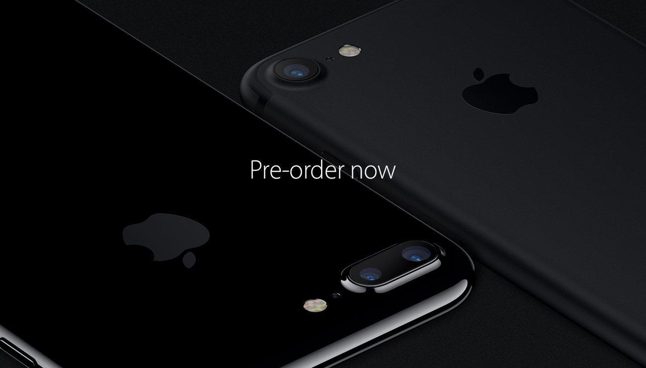 Apple revela iPhone 7 e 7 Plus