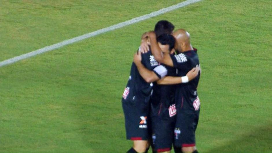 Atlético-GO bate o Londrina e é o primeiro a confirmar acesso à Série A