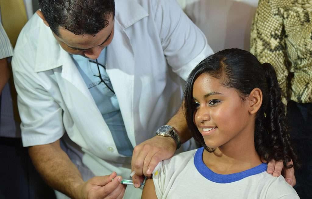 Goiás longe de atingir meta de vacinação contra o vírus HPV