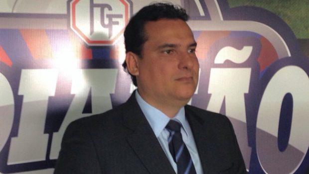 André Pitta é reeleito presidente da Federação Goiana de Futebol e fica até 2018
