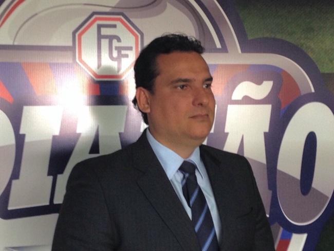 André Pitta perde apoio em sua reeleição àFederação Goiana de Futebol