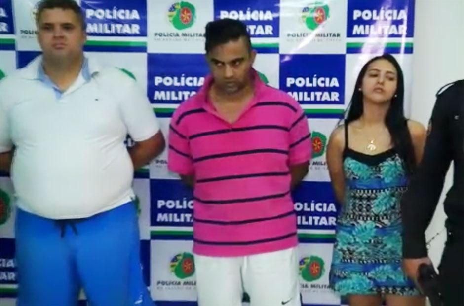 Líder do Comando Vermelho no Ceará é preso em Goiânia