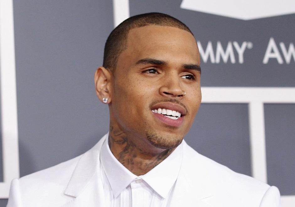 Chris Brown é detido nos EUA