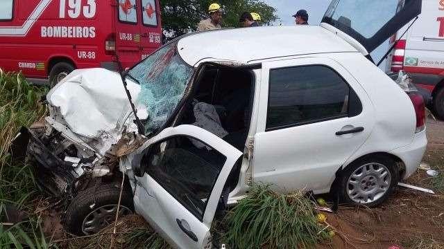PRF registra três acidente com vítimas fatais em rodovias federais que cortam o Estado