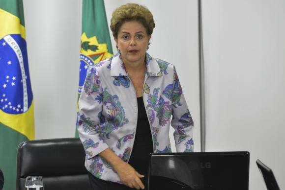 Avaliação positiva do governo Dilma cai para 7,7% em julho, mostra pesquisa
