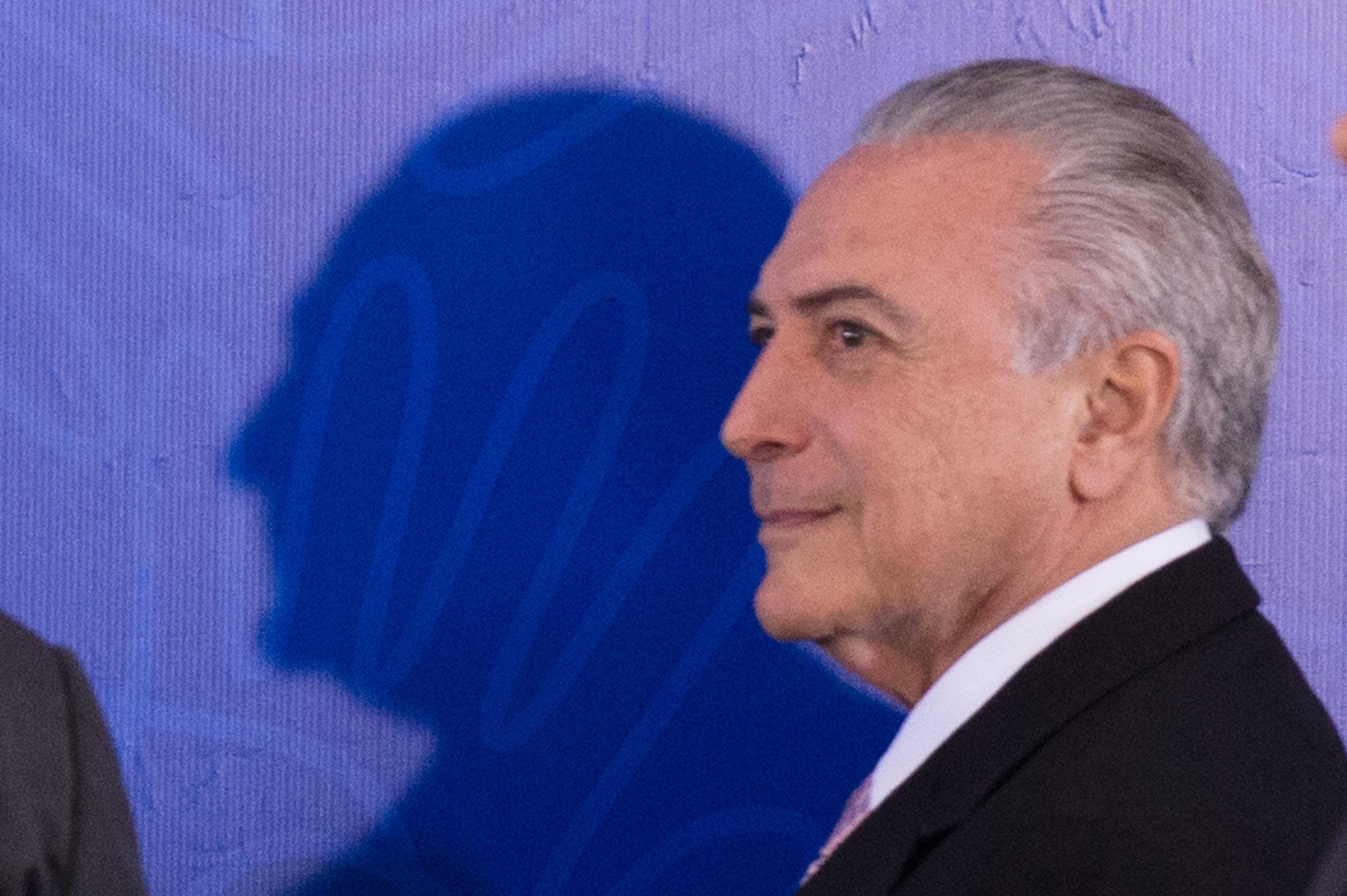 Com Temer, Brasil assume presidência temporária do Mercosul
