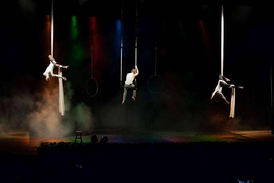 Espetáculo circense Ao Esperar estreia nesta sexta-feira