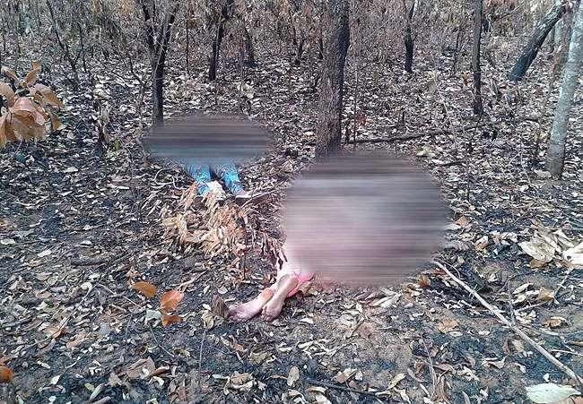 Corpos de duas mulheres são encontrados amarrados em Senador Canedo