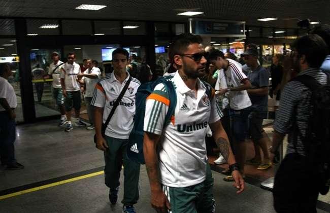 Fluminense se cerca de cuidados para enfrentar lanterna