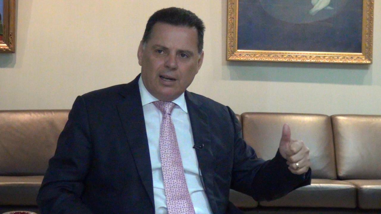 Marconi diz que Fernando Navarrete deve viabilizar recursos para novos investimentos