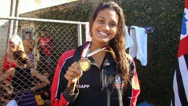 Morre Sarah Corrêa, ex-nadadora e medalhista do Jogos Pan-Americanos 2011