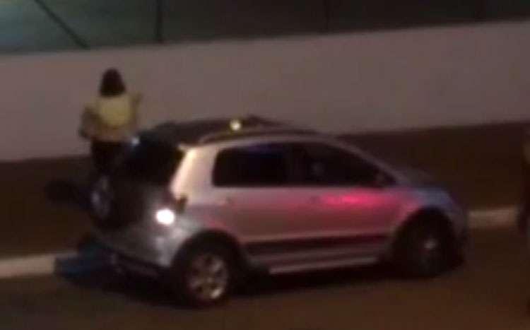 Roubo de veículos triplica durante paralisação de policiais