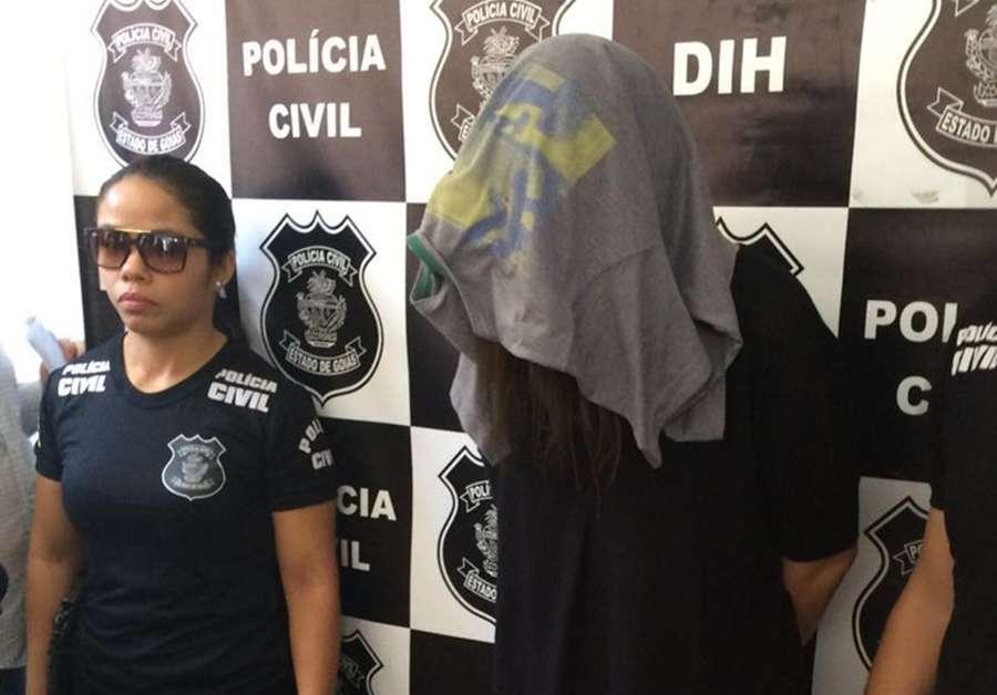 MP denuncia mulher que matou a filha e escondeu o corpo em escaninho de prédio em Goiânia