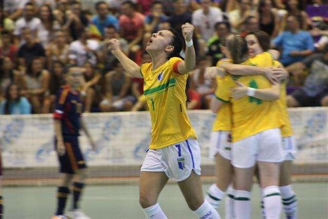 Goiânia e Anápolis serão palcos do Mundial de Futsal 2016