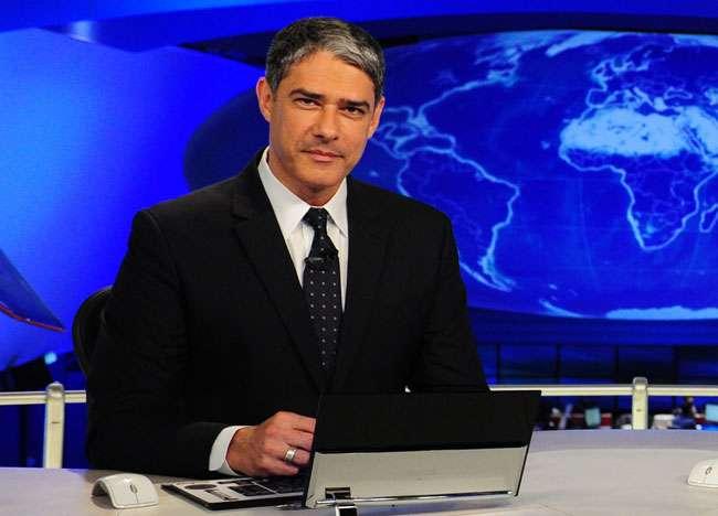 William Bonner rebate críticas após série de entrevistas no Jornal Nacional