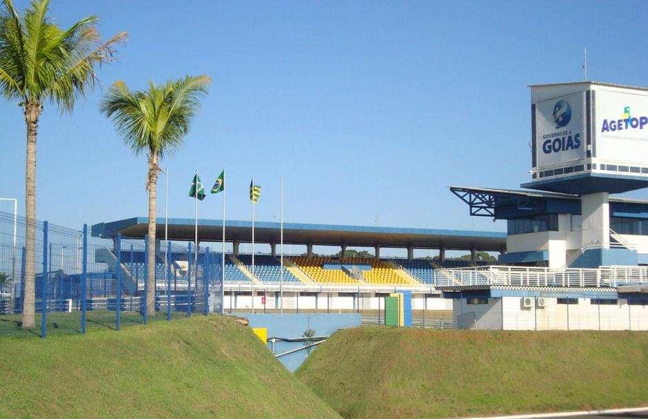 MP-GO apura uso de cores do PSDB em pinturas do Estádio Olímpico e Autódromo de Goiânia