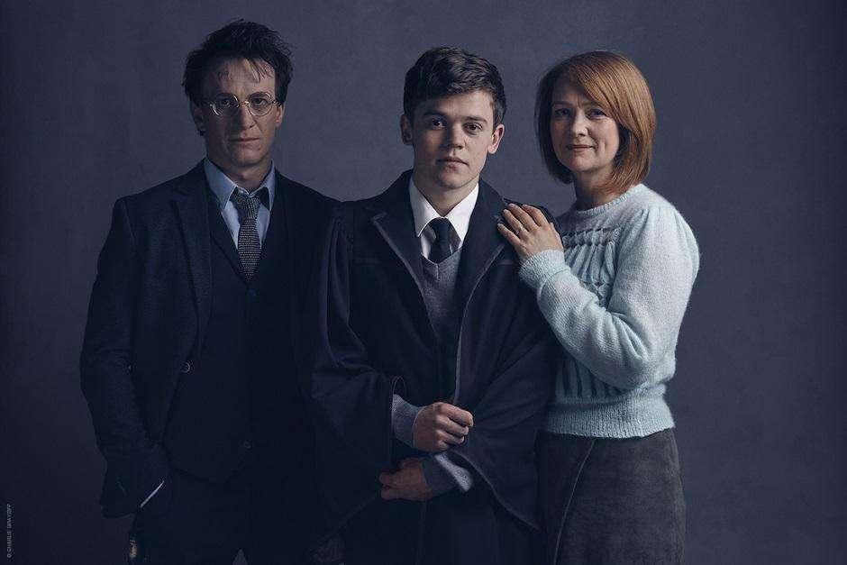 Divulgadas primeiras imagens do elenco de Harry Potter and the Cursed Child