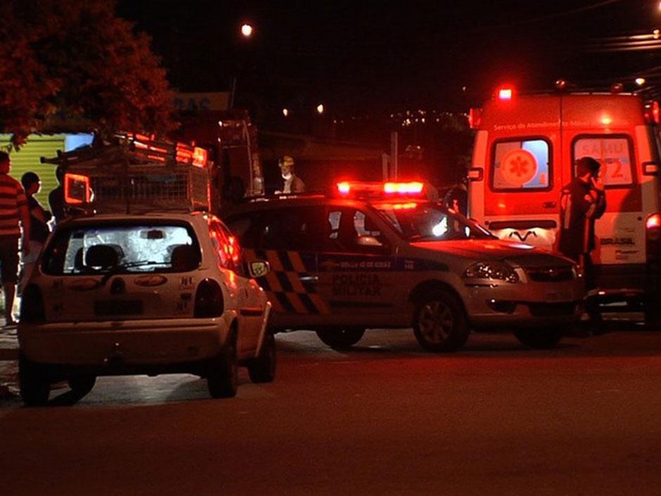 Menina de oito anos morre após ser baleada na boca, em Aparecida de Goiânia