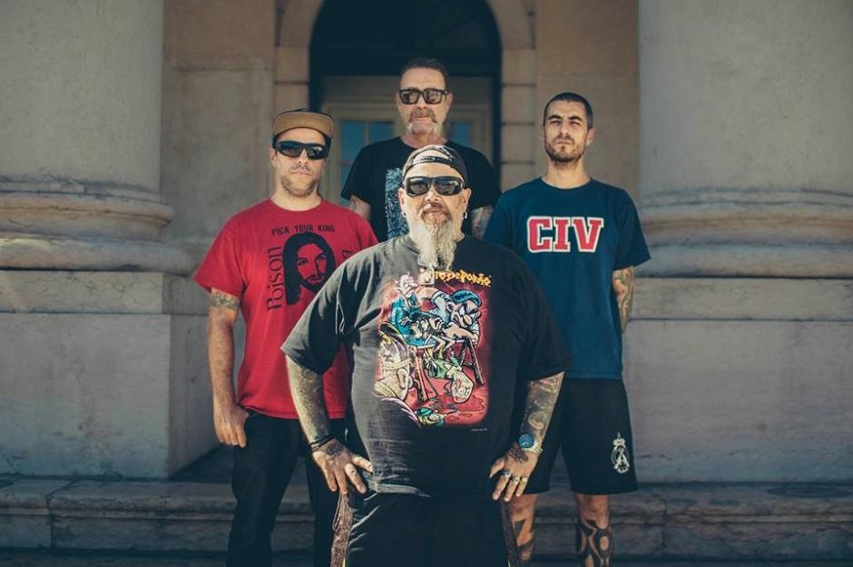 Ratos de Porão comemoram 25 anos do álbum Anarkophobia