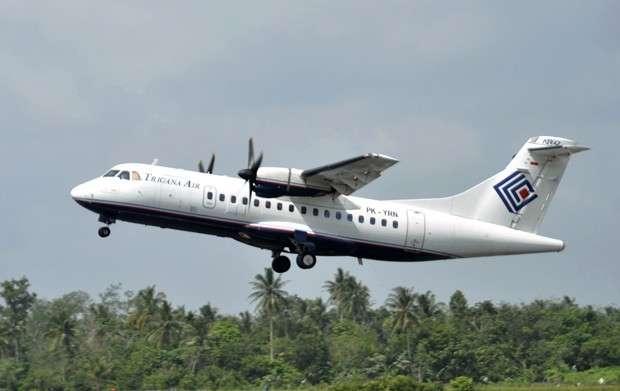 Equipes de resgate localizam destroços de avião indonésio