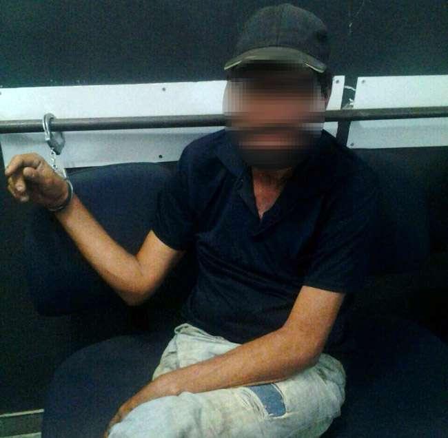 Deficiente físico é agredido a pauladas pelo irmão, em Bonfinópolis