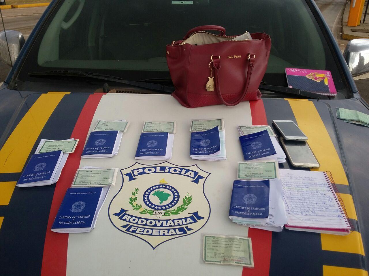Suspeitos de fraudarem o seguro-desemprego são presos em Goianápolis