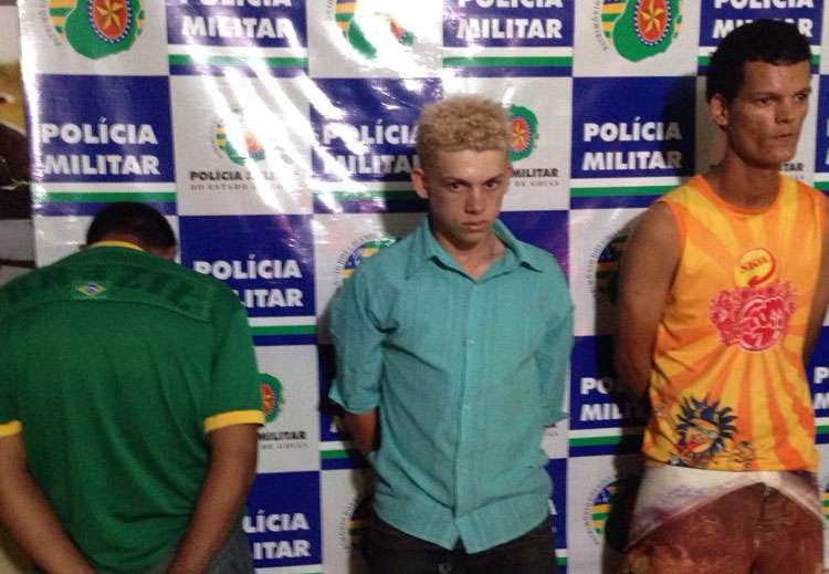 Polícia apresenta suspeitos de participarem da morte da ciclista Cibelle de Paula