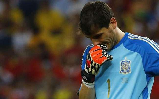 Espanha é derrotada pelo Chile e amarga eliminação na segunda rodada