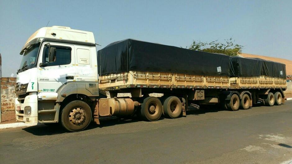 Funcionário rouba 2 toneladas de feijão do patrão e é preso em Rio Verde