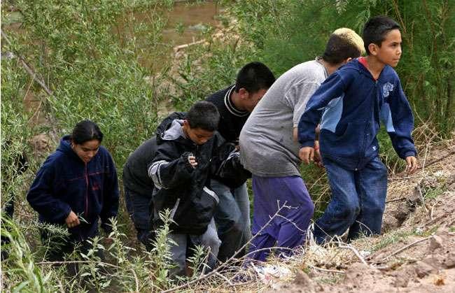 Estudo vê crescimento de meninas em onda de imigração