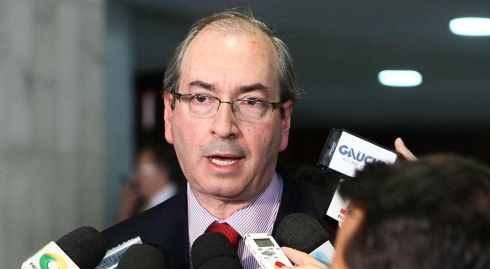 Cunha quer acesso à delação de ex-diretor da Petrobras