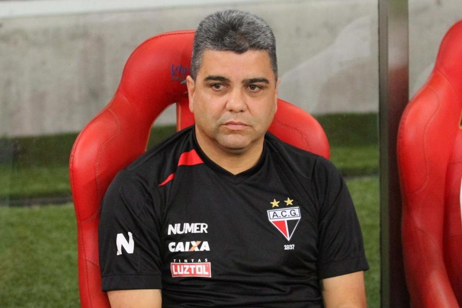 PM diz que encontrou treinador do Atlético em motel