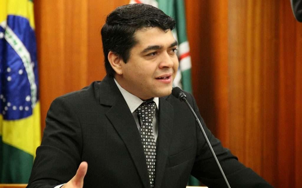 """Tayrone: """"minha renúncia da vice foi exclusivamente pela incompetência e perseguição do Paulo Garcia"""""""