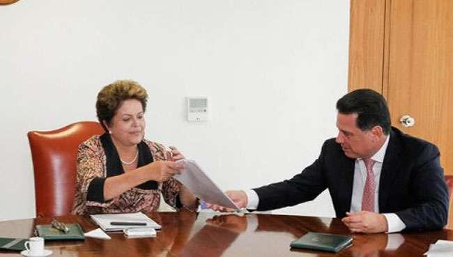 Em audiência com Dilma, Marconi pede liberação de recursos para a Celg
