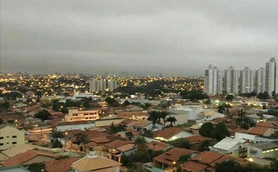 Clima nublado deve predominar Goiânia nos próximos dias. Confira as previsões