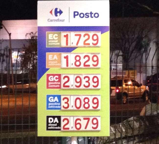Postos de combustíveis cumprem decisão judicial, diz Sindiposto