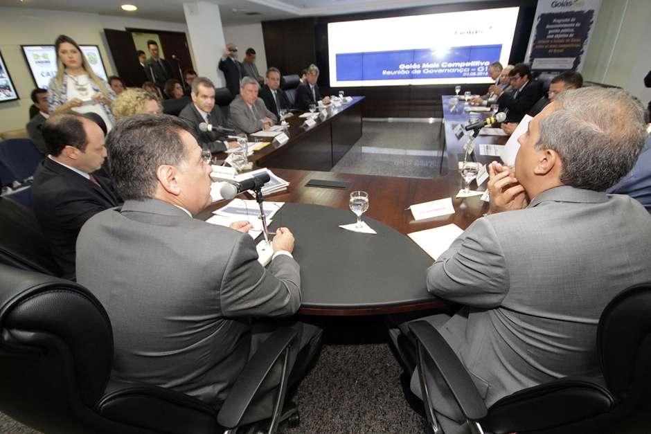 Goiás Mais Competitivo terá prioridade no orçamento do Estado