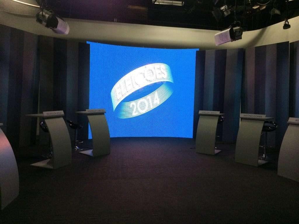 Acompanhe toda repercussão das redes sociais sobre o Debate da TV Anhanguera