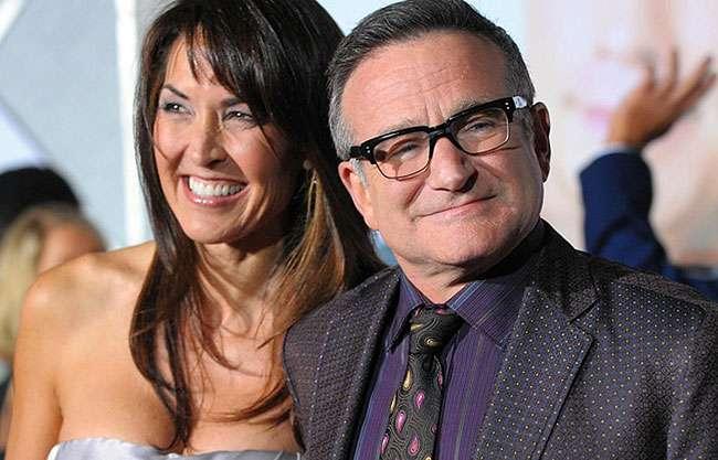 Robin Williams sofria com Parkinson, diz esposa